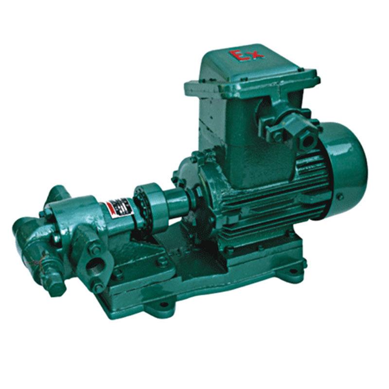 齿轮油泵KCB55 齿轮泵 不锈钢 不阻塞 增压泵