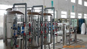 供给水解决-生存饮用水解决设施
