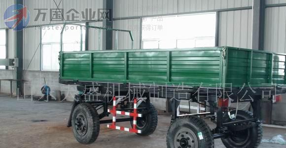 农用四轮拖车
