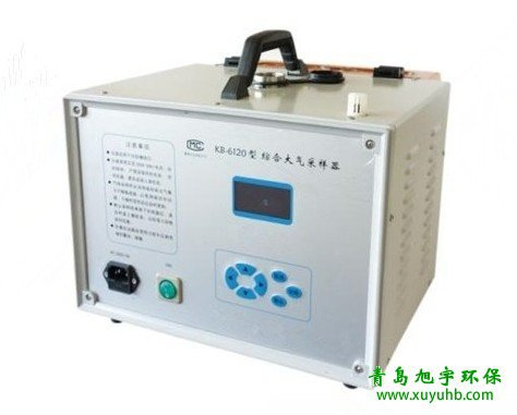KB-6120型综合大气颗粒物采样器总悬浮颗粒物采样器