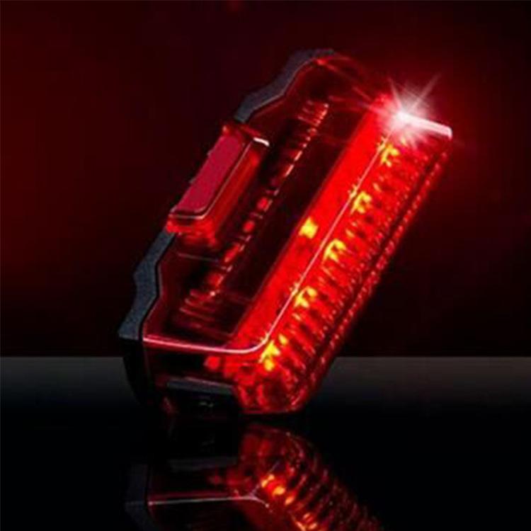 LED自行车尾灯骑行必备山地安全警示灯配件便携自行车灯厂家直销