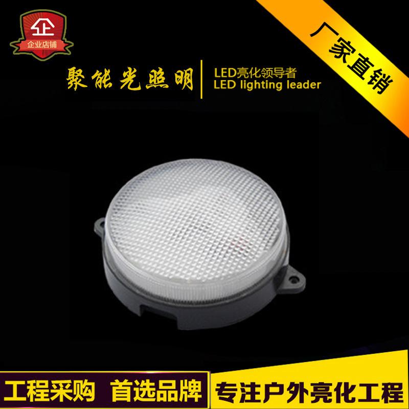 LED外控全彩户外广告灯 聚能光 LED轮廓灯 PVC