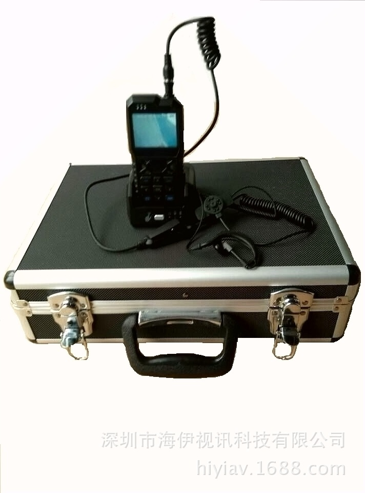 1080P高清手持式无线视频传输设施 HIYIAV海昱视