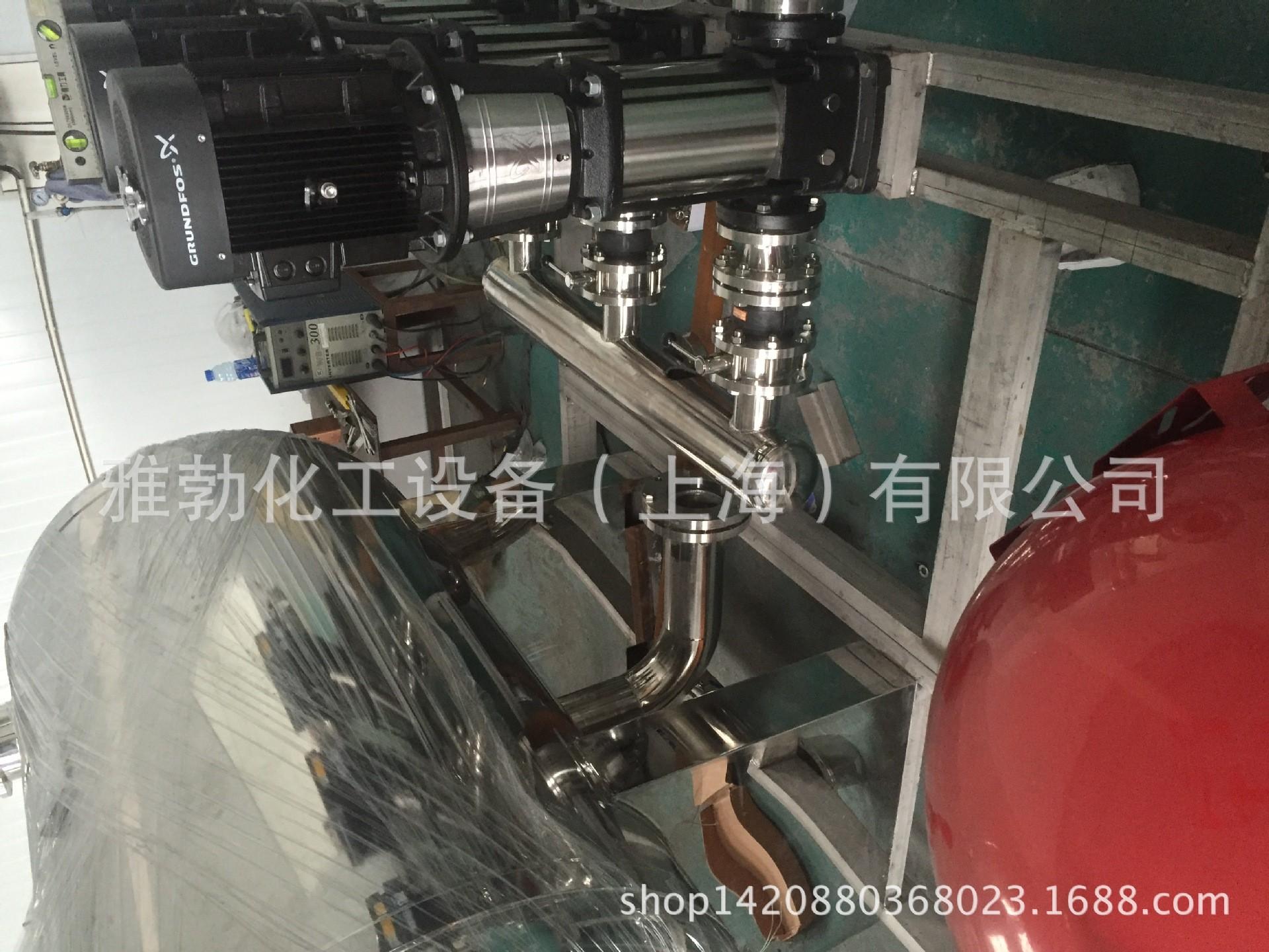 中崛无负压供水设备稳流恒压变频供水设备厂家 供水设备