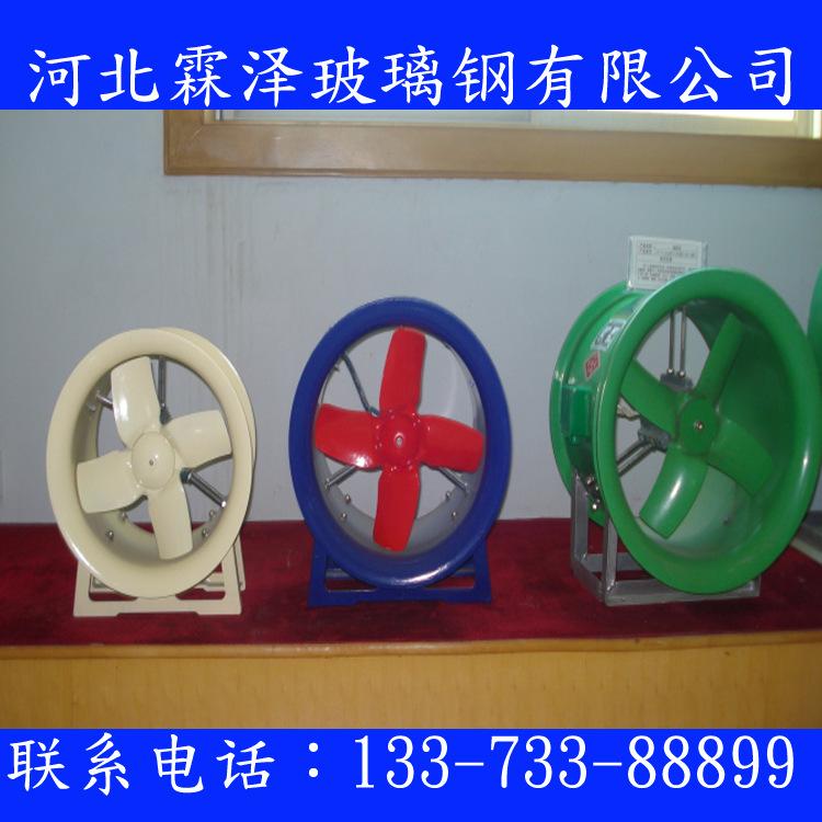 玻璃钢低噪声轴流风机 轴流风机 玻璃钢 低压风机 抽风机 低噪音风机
