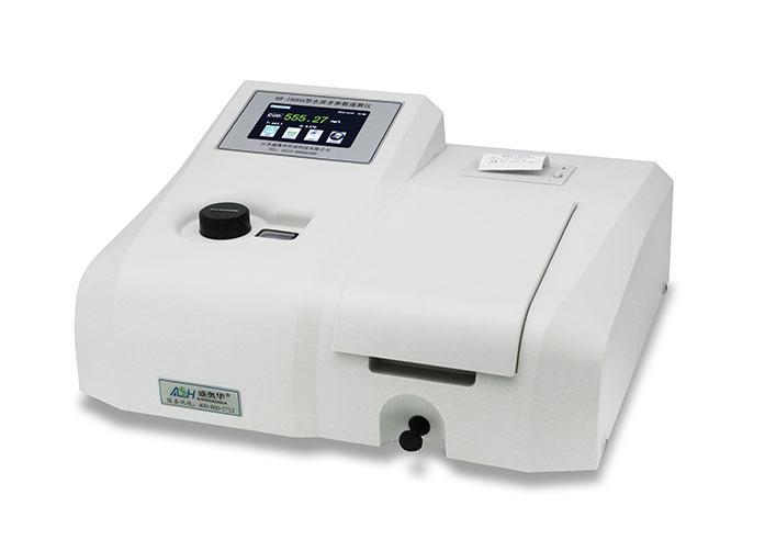 6B-1800A触屏多参数水质测定仪/COD/氨氮/总磷/总氮/12孔消解仪
