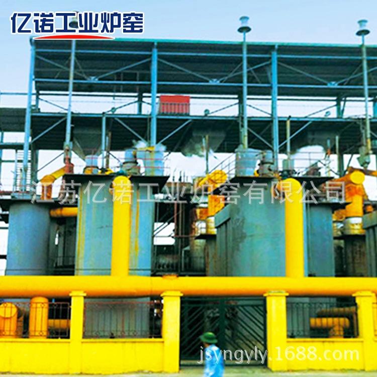 两段式热脱焦油煤气站 煤气发生炉 根据型号
