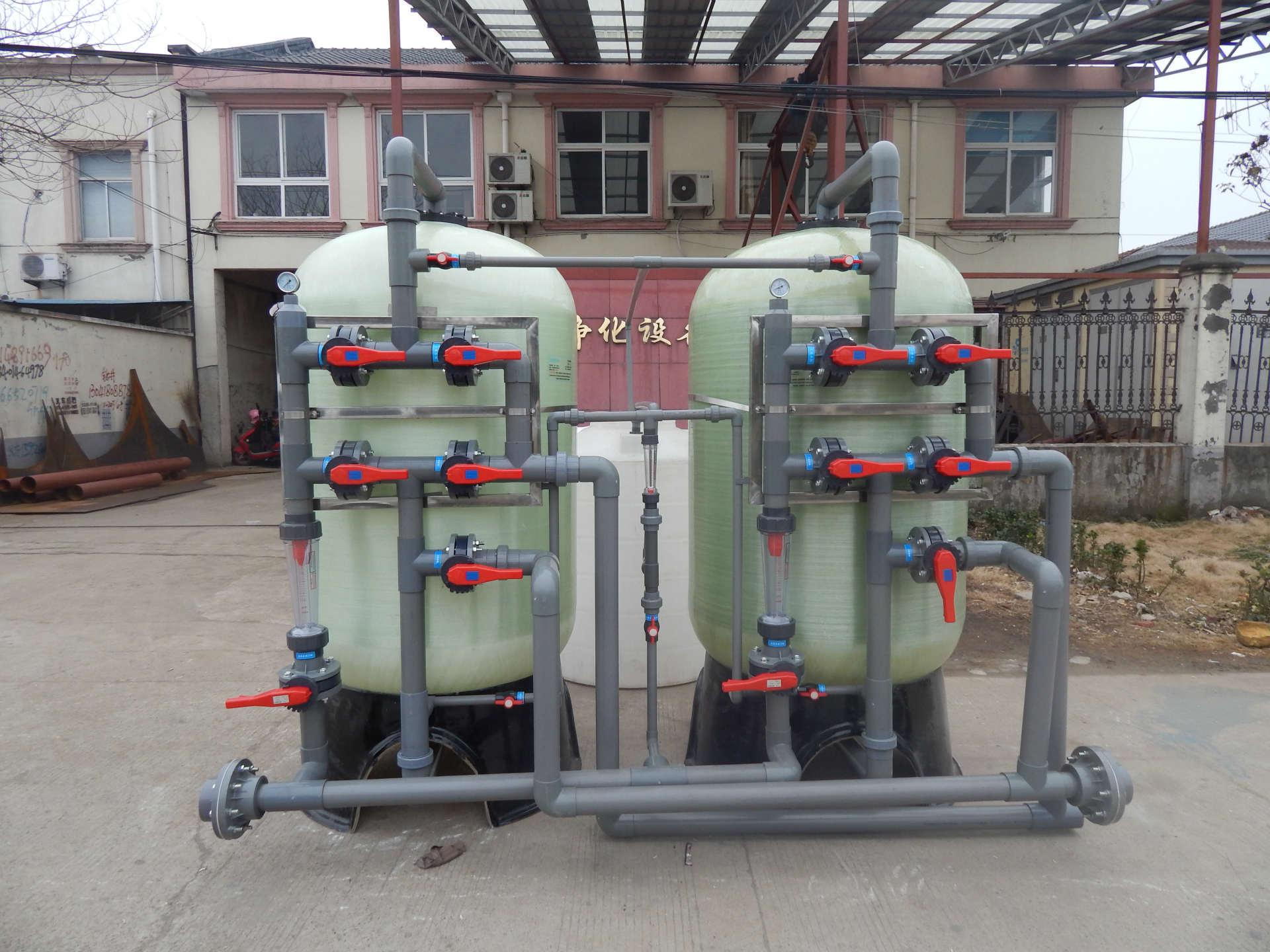 循环水系统用软化水设备 手动、自动