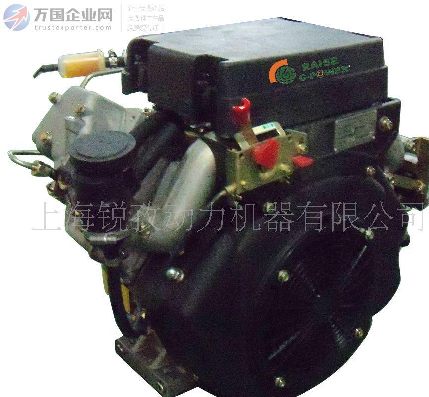 风冷柴油机双缸2V88 RAISEG-POWER 逆时针 四冲程 工程机械