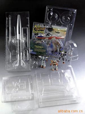 厂家大量现货供给对折吸塑包装吸塑产品加工 PVC