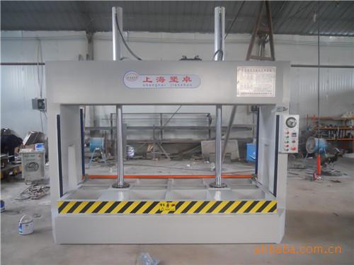 木工机械设施 液压式冷压机 家具制造 木工压机