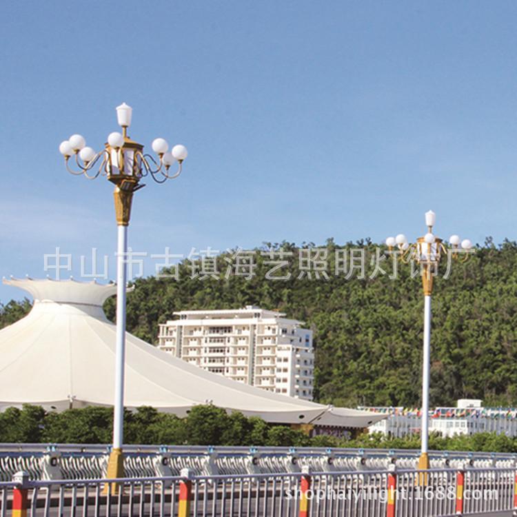 开发别墅区广场LED中华灯 海艺照明 LED景观灯