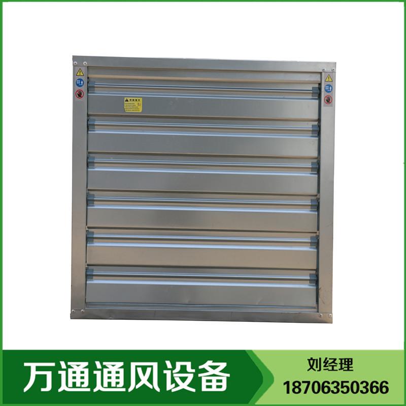 水帘风机工业排气换气扇 镀锌板 低压风机 抽风机 低噪音风机 铝合金