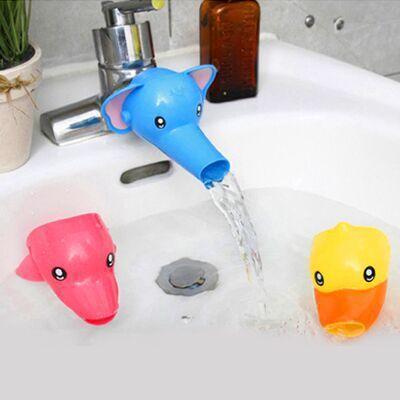 儿童导水槽延伸器宝宝洗手器水龙头延长器幼儿洗漱公用