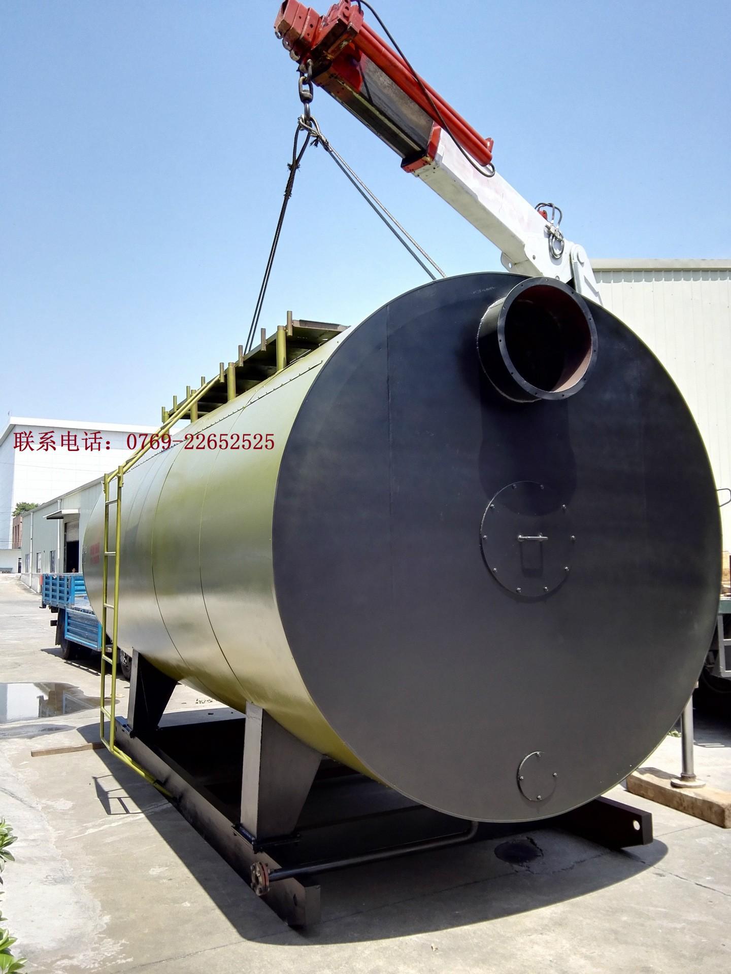 供应卧式燃气 快装锅炉 室燃炉 自然循环锅炉 工业锅炉