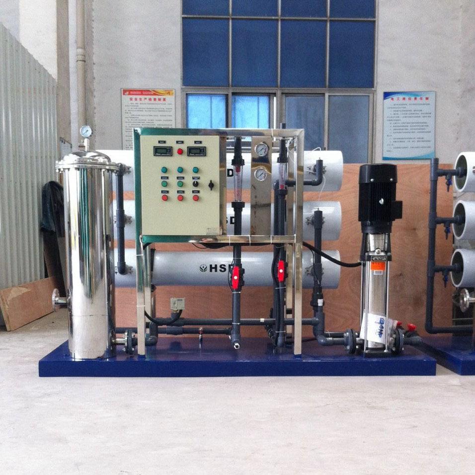 全主动一体化净水器 华克莱 jsq 反渗透纯水