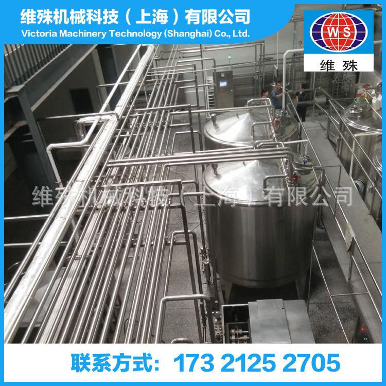 易拉罐装果汁茶饮料生产线 蛋白饮料生产线