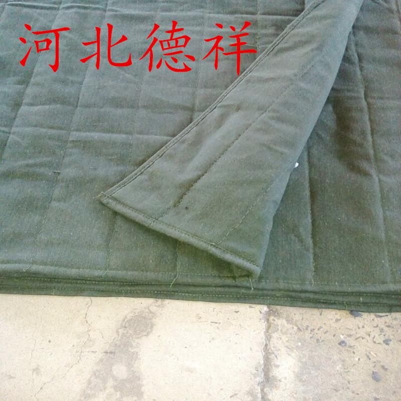 厂家定制温室大棚保温被 再生棉帆布