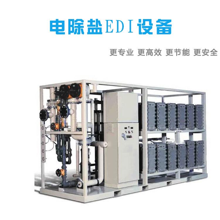 江大联盛电除盐EDI设施GMP超纯水设施厂家直销质量保障