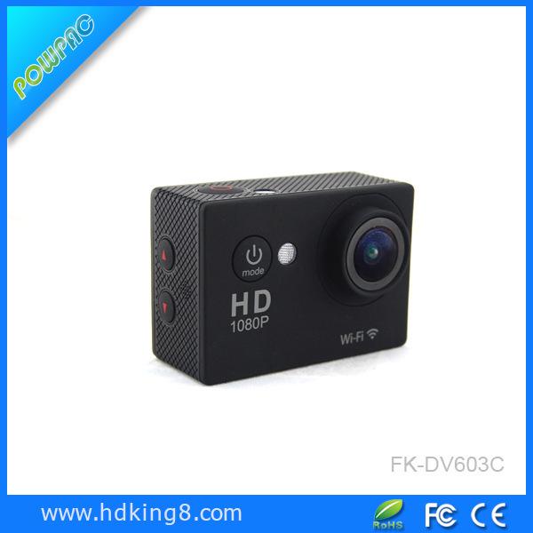 厂家零售新款sj5000红外户外静止摄像机sj4000wifi户外极限静止DV