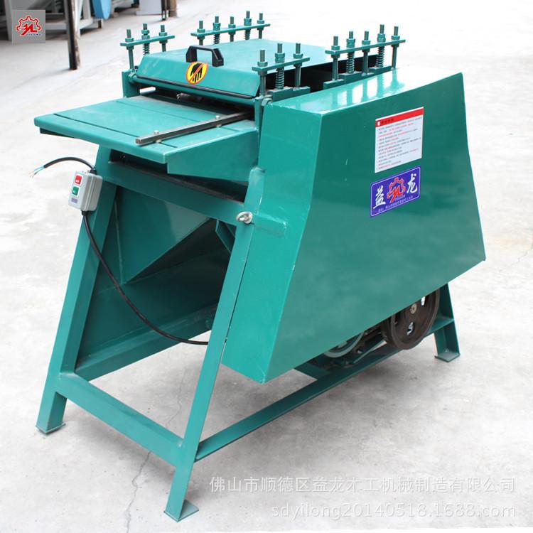 400宽简易多片锯 切割木机 半自动 木料锯切