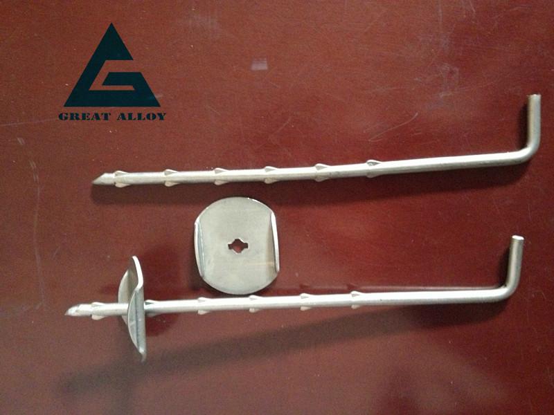 泰州戴南厂家直销 不锈钢 窑炉工业窑炉用保温材料 保温钉