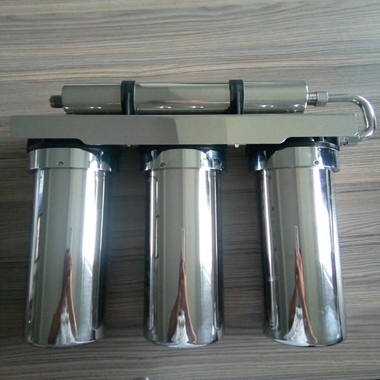 深圳不锈钢净水器 普沃玛特 净水机 活性炭 超滤膜 非直饮