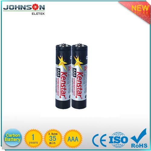 儿童玩具遥控器7号电池 干电池 kenstar 锌-锰干电池 CCC 锌铜外壳
