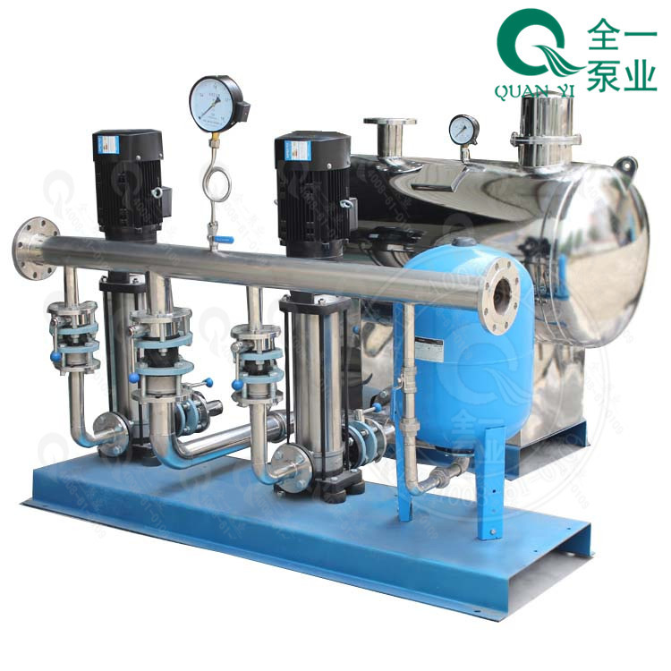DWS全自动无负压供水设备 全自动无负压供水设备 全一泵业