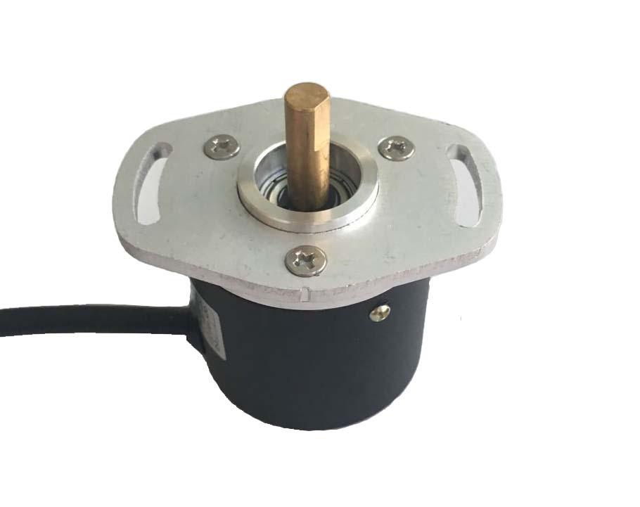 磁编码器0-360°高精度 FUSHEN 模拟型