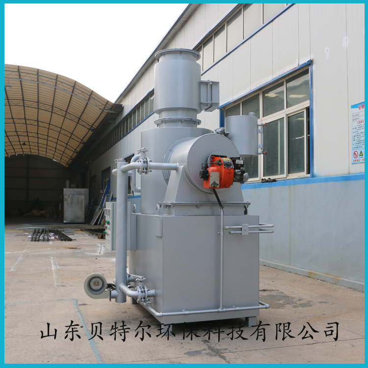 生活垃圾处理设备 WSL-XX 按需求定做 卧式垃圾焚烧炉