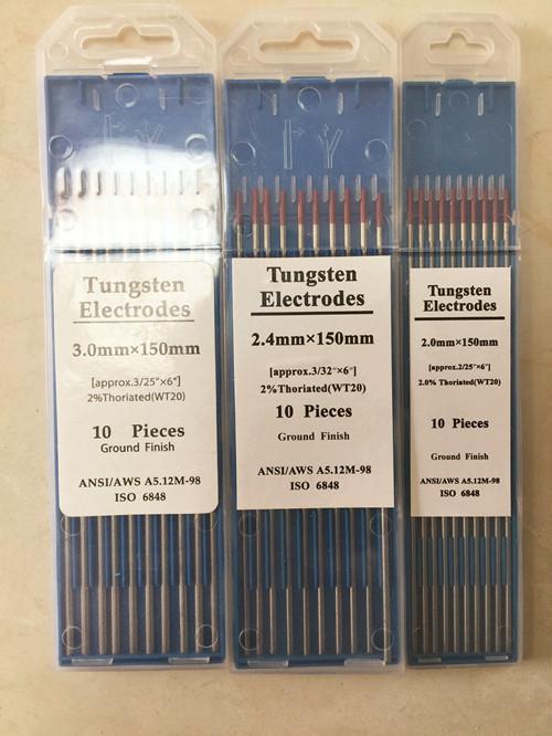 迈科牌氩弧焊钨极 钨针 钨棒 钨电极 乌针1.0 1.6 2.0 2.4 3.2