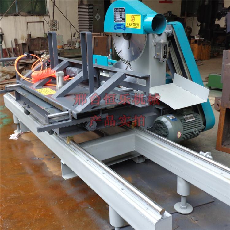 新型木工机械非凡符号 圆木推台锯 木工锯机 半自动