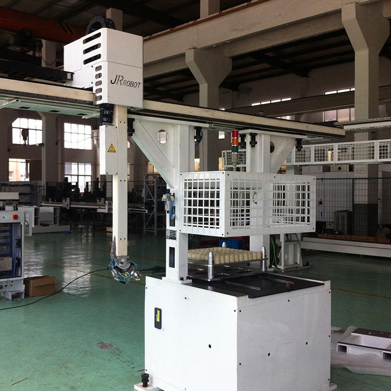 桁架机器人车床加工主动化厂家直销集装设施 桁架机器人