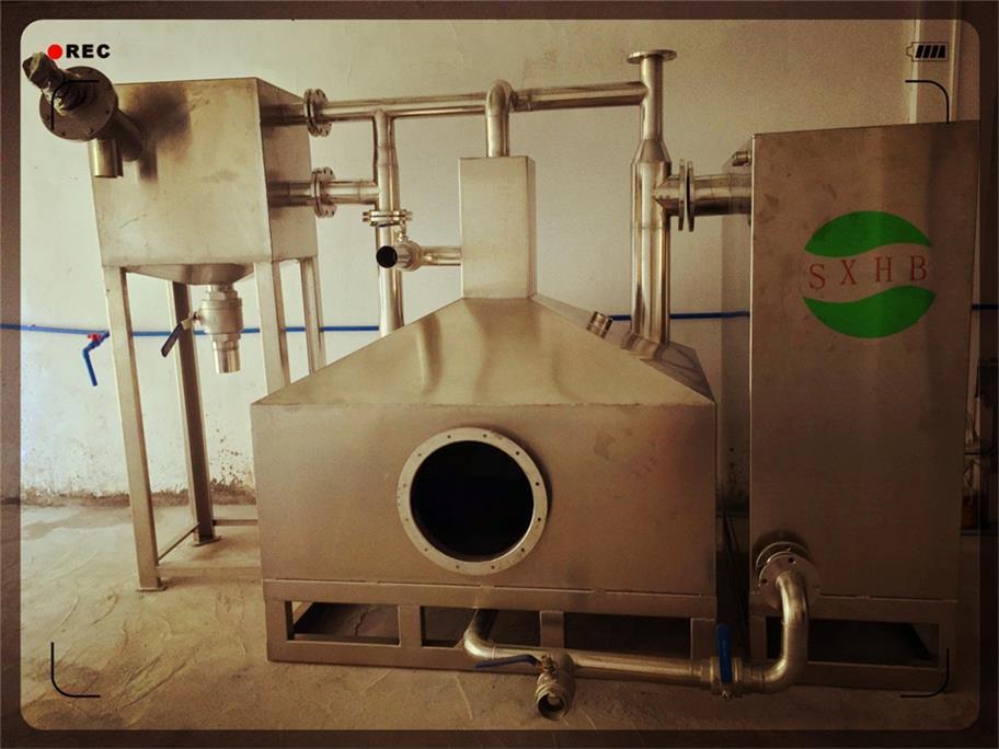 江西隔油提升设备厂家/尚信环保SX-GY隔油器在线报价 隔油器 SX-GY