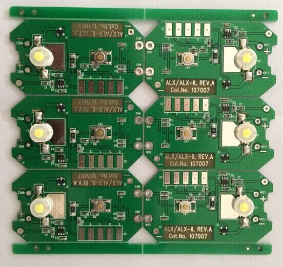 配器件成品出货 Jorzhentronics PCB线路板 有机树脂 常规板 VO板