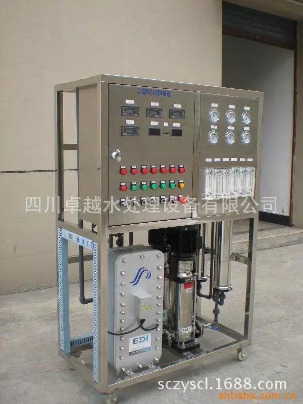 EDI超纯水设施厂家 超纯水