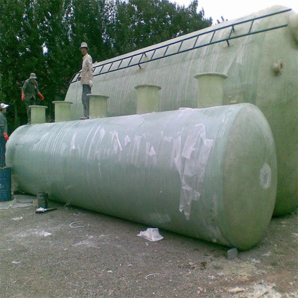玻璃钢一体化污水处理设备地埋式污水处理设备实验室污水处理设备