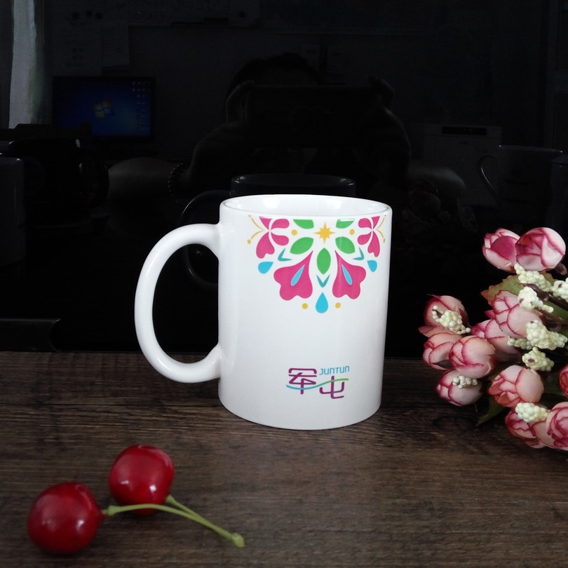创意礼品马克杯促销广告水杯 陶瓷杯 广告促销