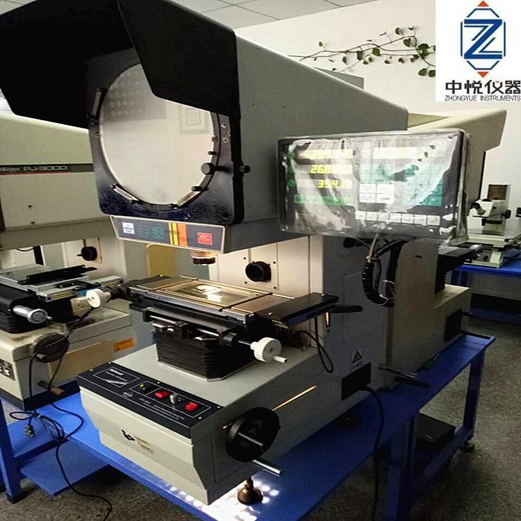 二手万濠CJP-3015小量程投影仪 2