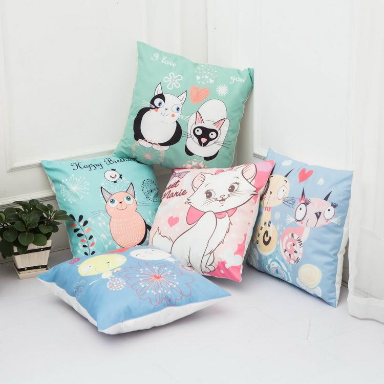 零售一件代发时髦棉麻抱枕含芯沙发靠垫礼品