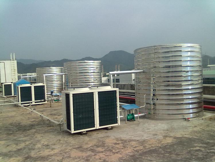 空气源热泵热水工程 空气源热泵热水器 根据客户要求设计