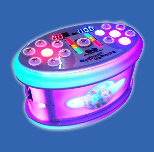 大型游戏机厂家加工制作 塑料LED灯 休闲娱乐游戏