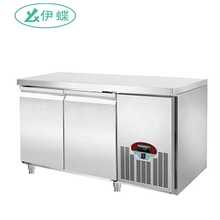 披萨操作台比萨冷柜保鲜工作台双温冷柜 冷藏柜 进口配置