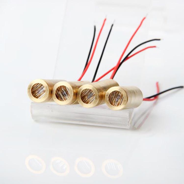 650非工业级水平仪打线激光头 REDLUCK 激光器 远红外 连续式 功率型