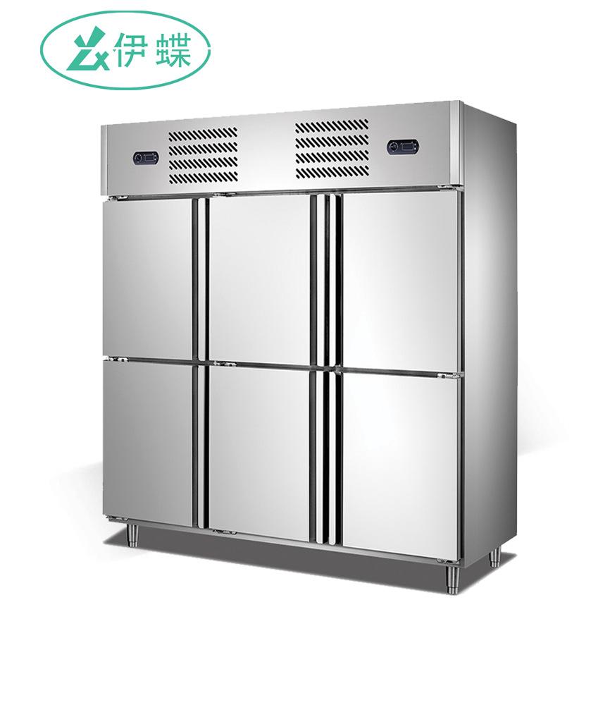 规范款厨房六门冷冻冷藏冰柜 冷藏机