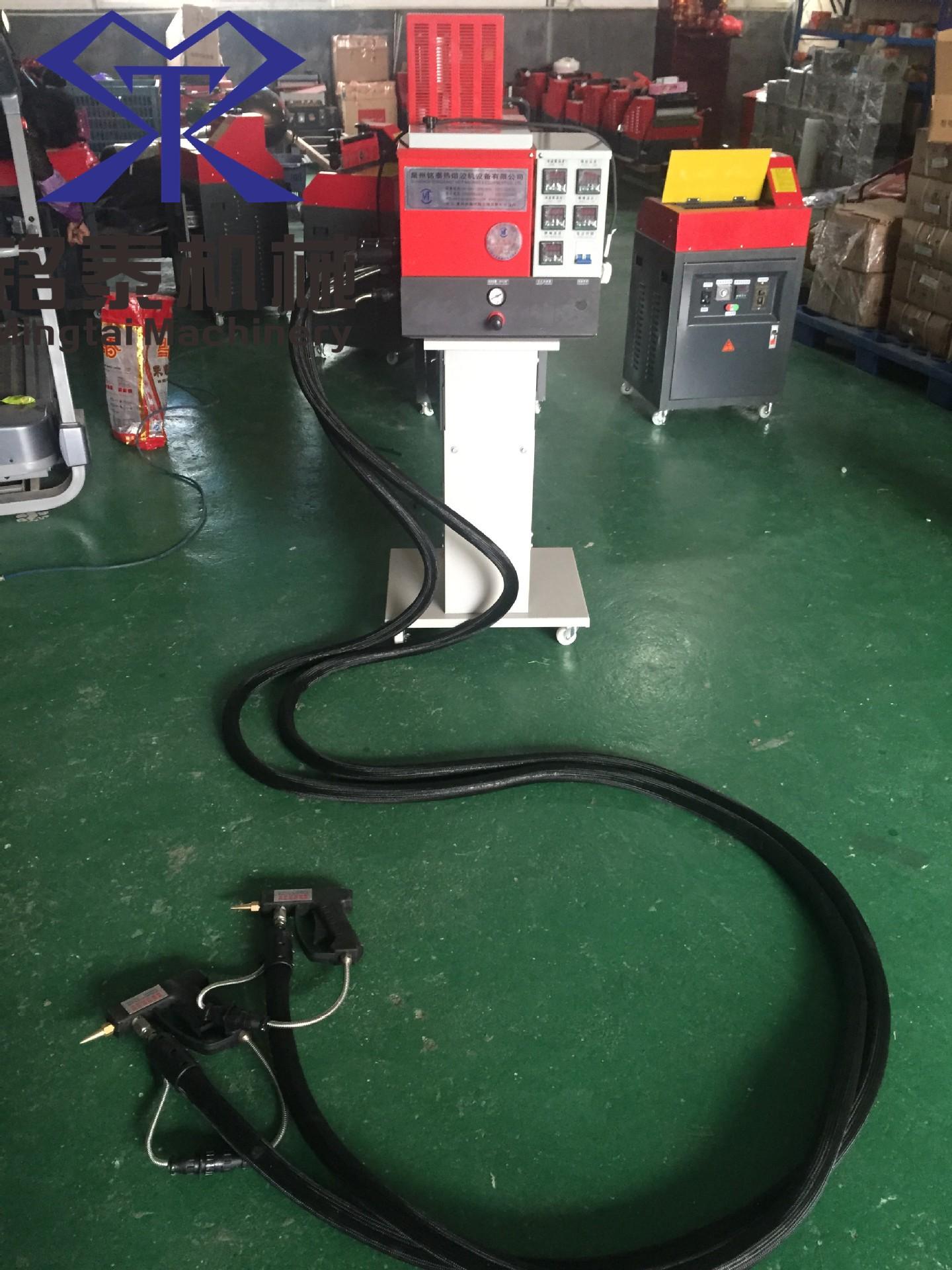 5KG双管热熔胶机 MT铭泰 质保一年