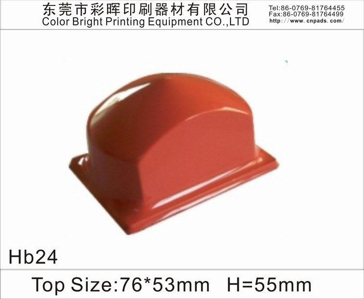 供给出口移印胶头HB24 移印胶头