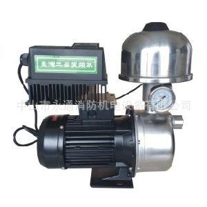 SJ750不锈钢自动自吸泵纯净水灌装输送泵 台湾三淼 不锈钢 不阻塞 增压泵
