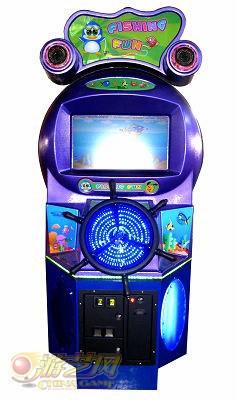 大型二手游戏机厂家加工制作 显示器木壳 休闲娱乐 彩票机